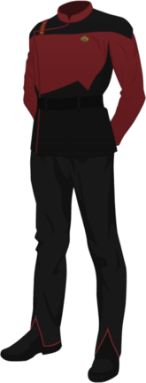 Class A Uniform - Male - Red.png